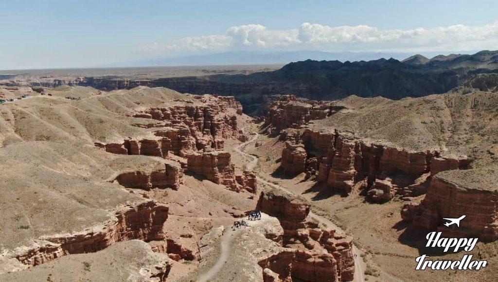 Charyn Canyon Happy Traveller Kazakstan2