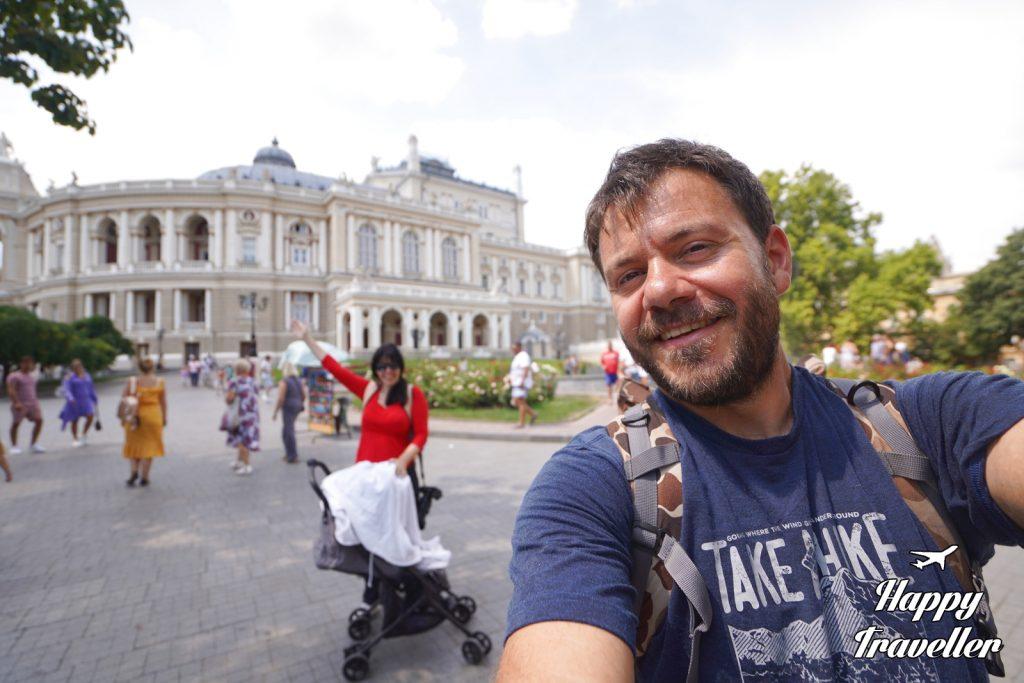 Odessa Ukraine Happy Traveller (3)
