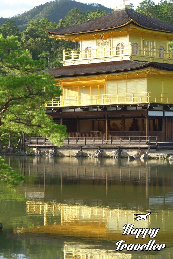 Golden Temple Kioto Japan Happy Traveller (4)