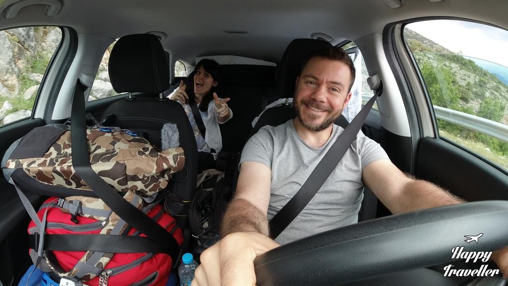 Ταξίδι με μωρό στο αυτοκίνητο